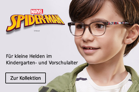 Kinderbrille Spider-Man